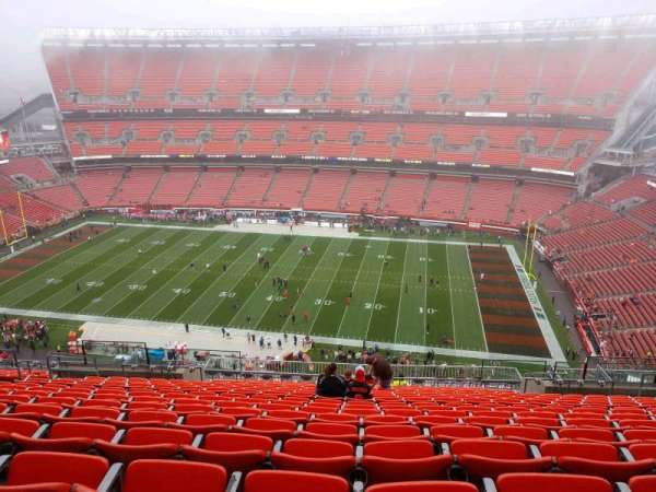 FirstEnergy Stadium, section: 536, row: 22, seat: 14