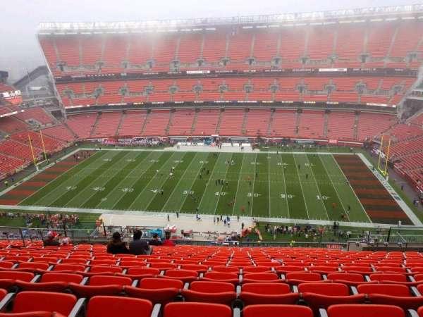 FirstEnergy Stadium, section: 535, row: 22, seat: 14