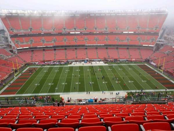 FirstEnergy Stadium, section: 533, row: 22, seat: 14