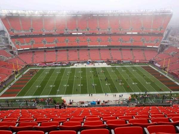 FirstEnergy Stadium, section: 533, row: 22, seat: 14
