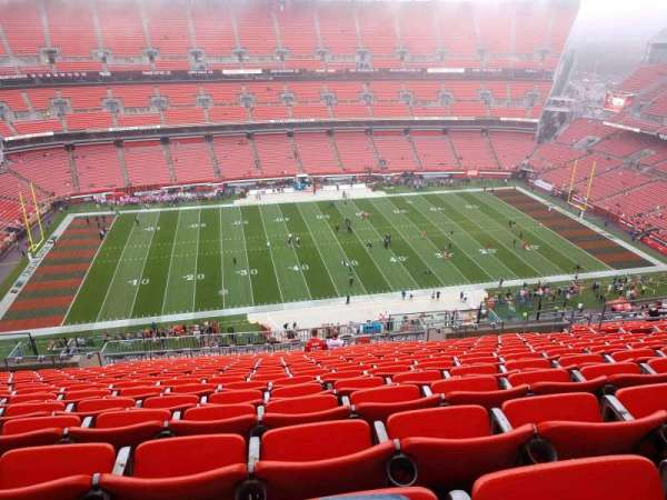 FirstEnergy Stadium, section: 532, row: 22, seat: 14