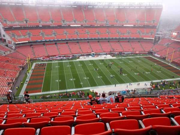 FirstEnergy Stadium, section: 531, row: 22, seat: 14