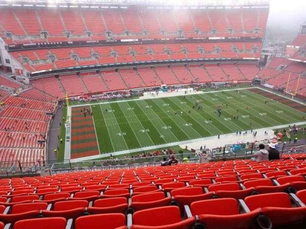FirstEnergy Stadium, section: 530, row: 22, seat: 14