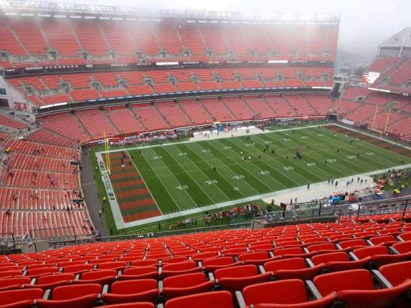 FirstEnergy Stadium, section: 529, row: 22, seat: 14