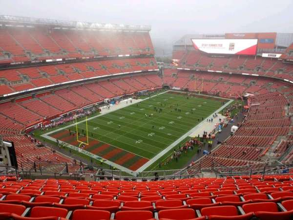 FirstEnergy Stadium, section: 525, row: 22, seat: 12