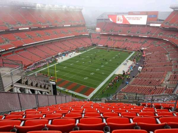 FirstEnergy Stadium, section: 524, row: 22, seat: 7