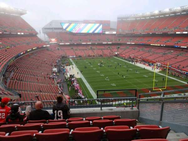 FirstEnergy Stadium, section: 317A, row: 6, seat: 11