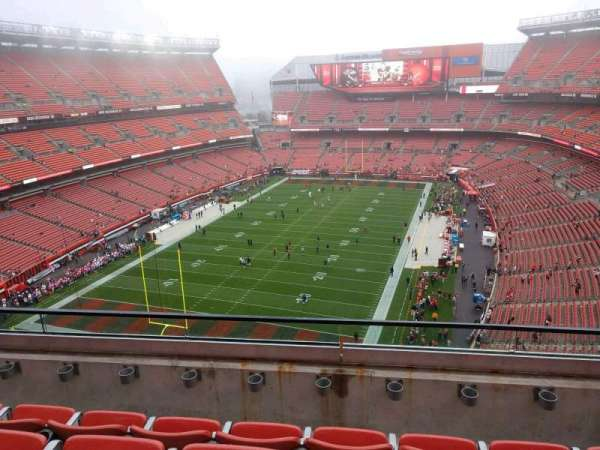 FirstEnergy Stadium, section: 623, row: 4, seat: 8