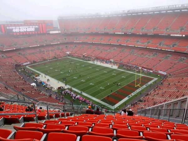 FirstEnergy Stadium, section: 516, row: 22, seat: 5