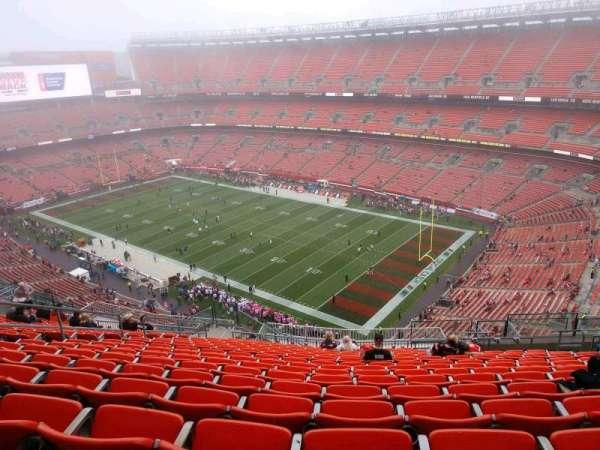 FirstEnergy Stadium, section: 515, row: 22, seat: 11