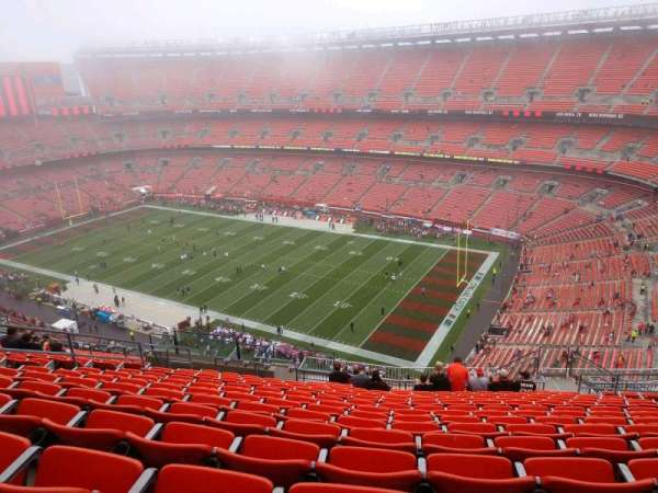 FirstEnergy Stadium, section: 514, row: 22, seat: 12