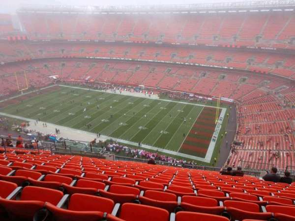 FirstEnergy Stadium, section: 513, row: 22, seat: 14
