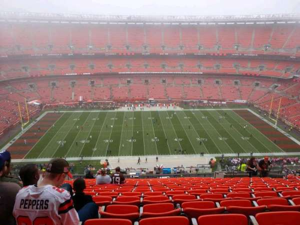 FirstEnergy Stadium, section: 508, row: 22, seat: 14