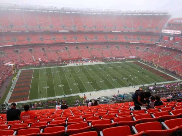 FirstEnergy Stadium, section: 506, row: 22, seat: 14