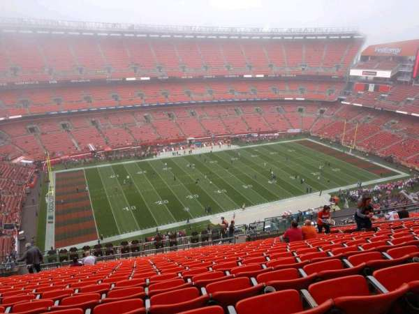 FirstEnergy Stadium, section: 505, row: 23, seat: 14