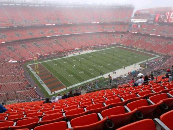 FirstEnergy Stadium, section: 503, row: 22, seat: 12