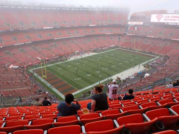 FirstEnergy Stadium, section: 502, row: 22, seat: 12