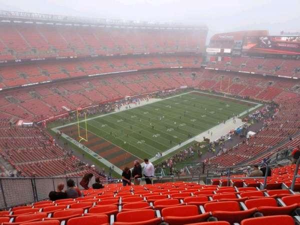 FirstEnergy Stadium, section: 501, row: 22, seat: 7