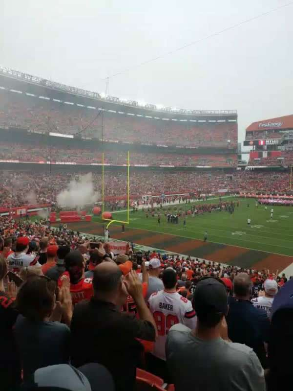 FirstEnergy Stadium, section: 149, row: 30, seat: 25