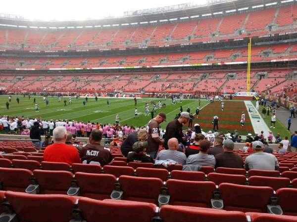 FirstEnergy Stadium, section: 113, row: 17, seat: 9