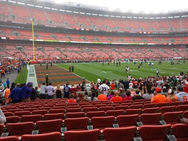 FirstEnergy Stadium, section: 104, row: 14, seat: 7