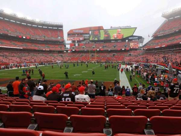 FirstEnergy Stadium, section: 149, row: 14, seat: 12