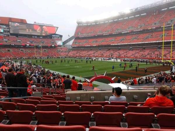 FirstEnergy Stadium, section: 141, row: 17, seat: 8