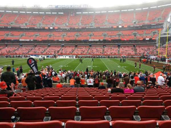 FirstEnergy Stadium, section: 136, row: 15, seat: 7