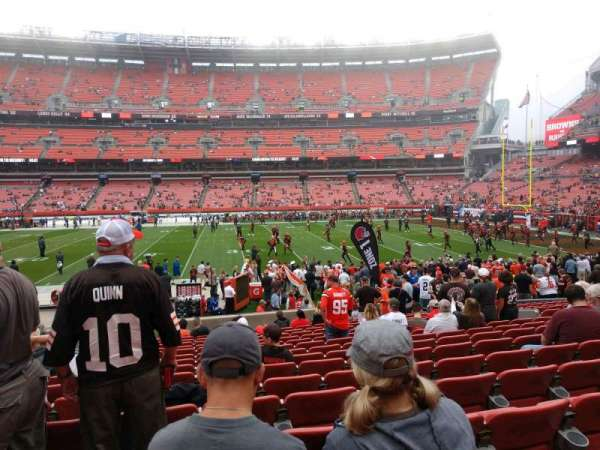 FirstEnergy Stadium, section: 135, row: 17, seat: 9