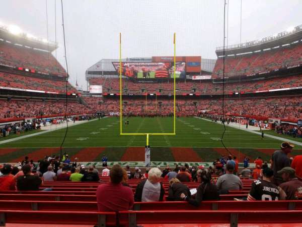 FirstEnergy Stadium, section: 120, row: 18, seat: 13