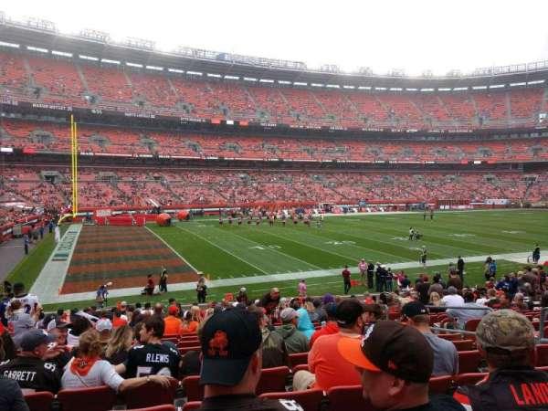 FirstEnergy Stadium, section: 104, row: 19, seat: 15