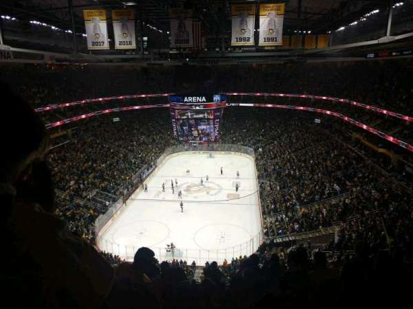 PPG Paints Arena, section: 227, row: N, seat: 11