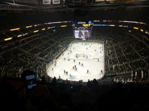 PPG Paints Arena, section: 227, row: N, seat: 9
