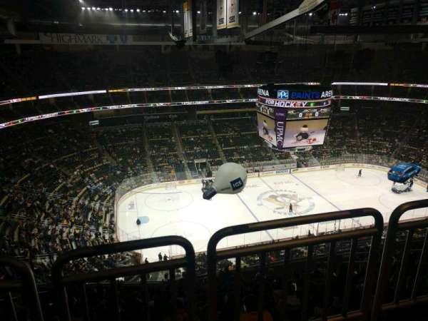 PPG Paints Arena, section: 222, row: N, seat: 11