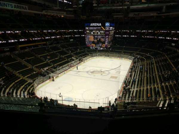 PPG Paints Arena, section: 226, row: C, seat: 9