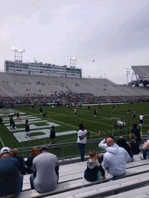Beaver Stadium, section: SA, row: 10, seat: 9
