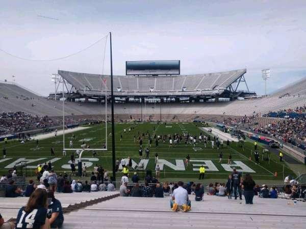 Beaver Stadium, section: SD, row: 33, seat: 13