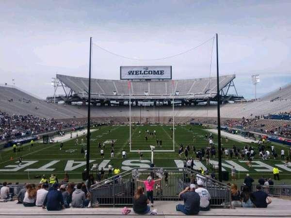 Beaver Stadium, section: SE, row: 32, seat: 31