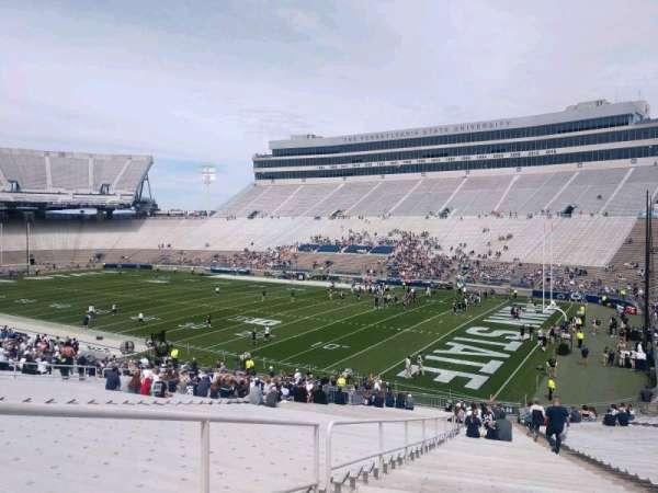Beaver Stadium, section: SK, row: 48, seat: 24