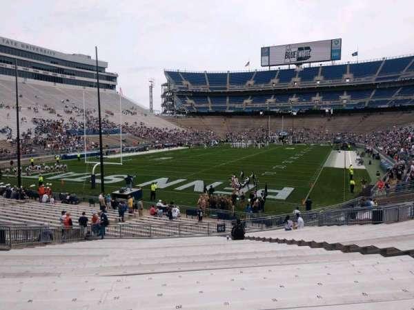 Beaver Stadium, section: NC, row: 29, seat: 22