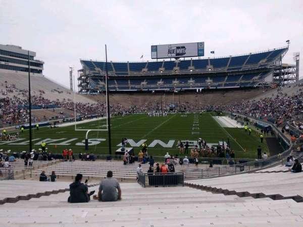 Beaver Stadium, section: ND, row: 30, seat: 20