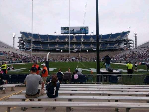 Beaver Stadium, section: NF, row: K, seat: 9
