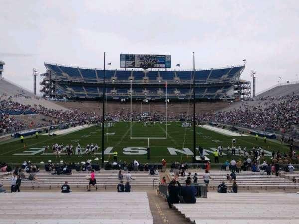 Beaver Stadium, section: NF, row: 30, seat: 2
