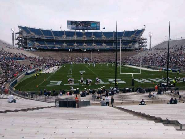 Beaver Stadium, section: NG, row: 30, seat: 12