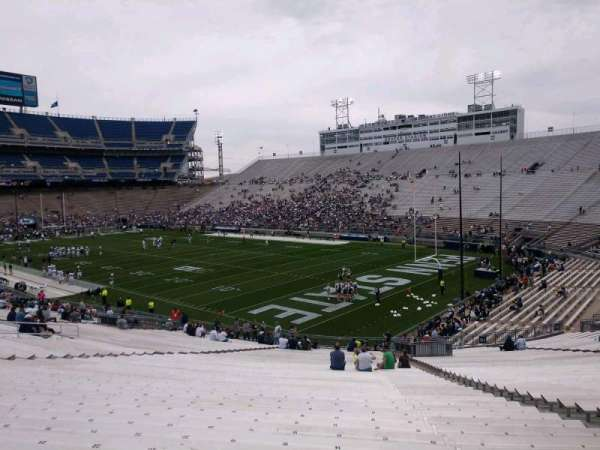Beaver Stadium, section: NK, row: 49, seat: 14