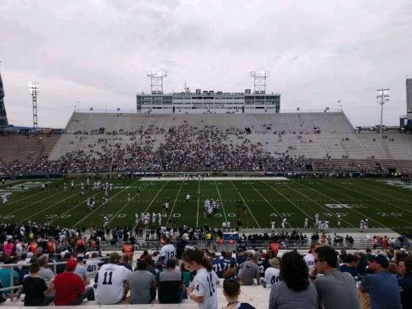Beaver Stadium, section: EE, row: 34, seat: 16