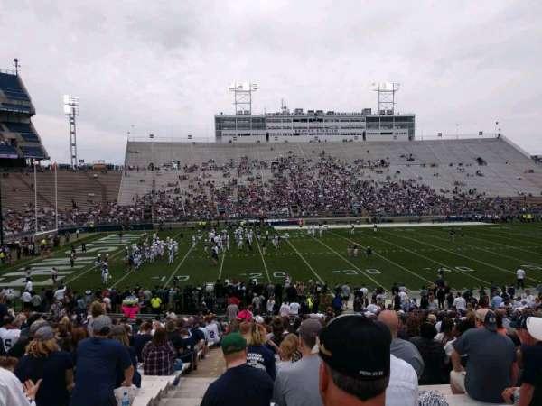 Beaver Stadium, section: EC, row: 13, seat: 1
