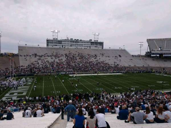 Beaver Stadium, section: EB, row: 35, seat: 1