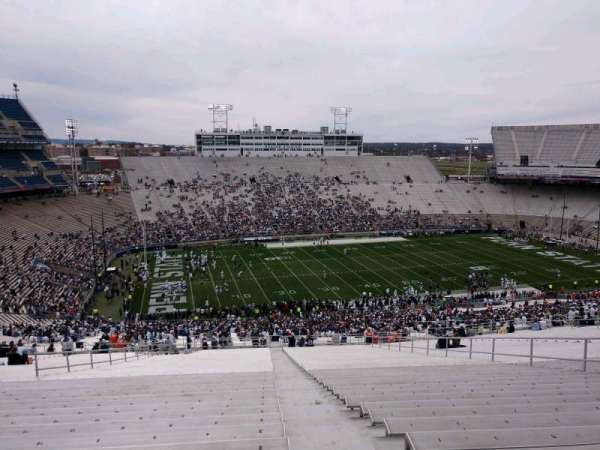 Beaver Stadium, section: EBU, row: 90, seat: 2
