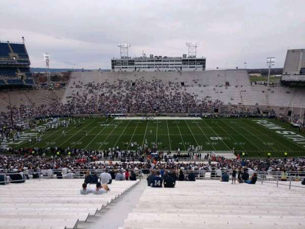 Beaver Stadium, section: EEU, row: 70, seat: 3